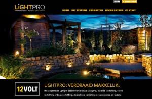 lightpro homepage
