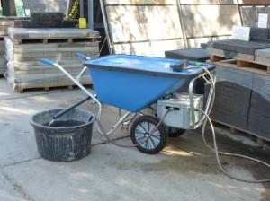 waterkruiwagen