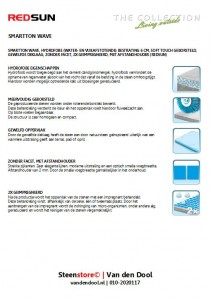 info sheets buitenpresentatie