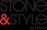 logo stone en style